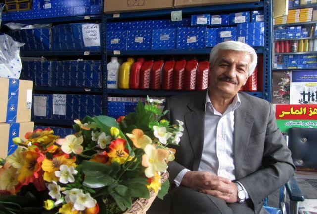 استاد پرویز صیفوریان مردی برای تمام فصول ورزش بروجرد