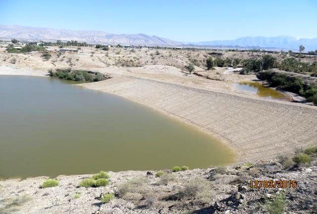 سازه های آبخیزداری بعد از 17 سال آبگیری شد