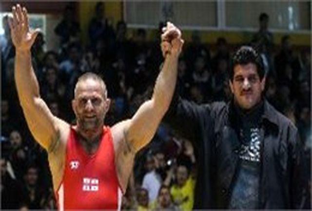 قهرمان جهان و المپیک عضو پارلمان گرجستان شد