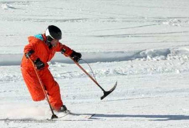 مسابقات اسکی آلپاین نهم بهمن ماه در پیست دیزین برگزار می شود