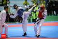مشهد، میزبان 229 تکواندوکار در مسابقات قهرمانی کشور