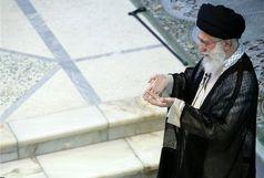 آغاز اقامه نماز عید فطر به امامت رهبر انقلاب