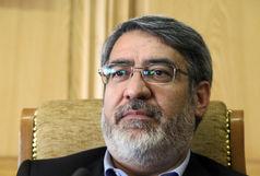 دستور وزیر کشور برای افزایش امکانات به زلزلهزدگان