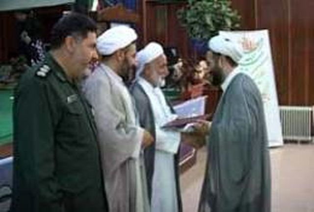 مسوول جدید نمایندگی ولی فقیه در سپاه مهاباد معرفی شد