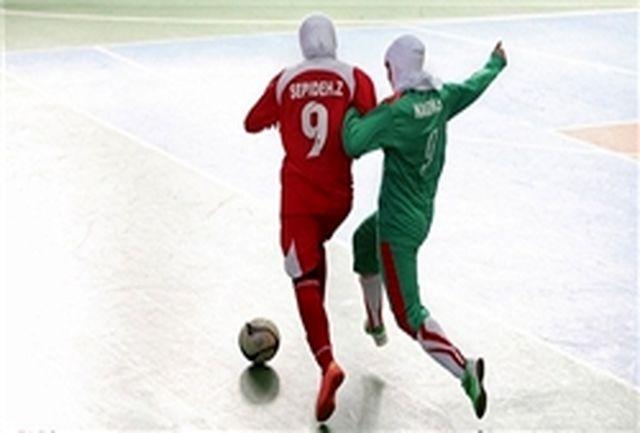 پایان رقابت های لیگ برتر فوتسال بانوان خوزستان