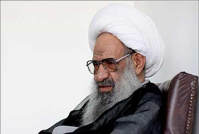 مجلس ترحیم مرحوم آیتالله ملکوتی در تهران برگزار شد