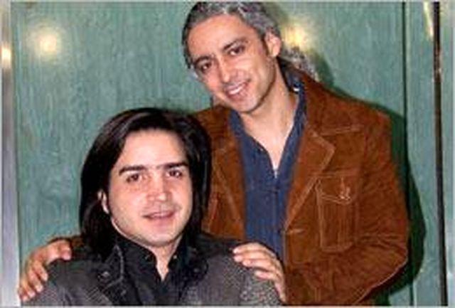 محسن یگانه و مازیار فلاحی در جشنواره موسیقی فجر