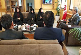 سفر معاون وزیر ورزش و جوانان به اردبیل