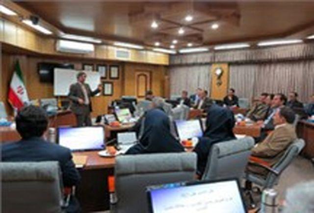 آموزش بیش از  25 هزار نفر ساعت در شرکت گاز استان چهارمحال و بختیاری