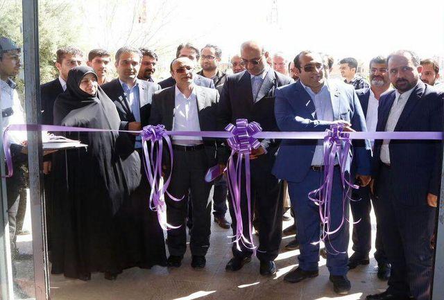 نمایشگاه تولیدات دانش بنیان در قزوین افتتاح شد