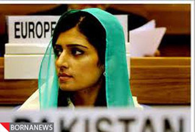 یک زن وزیر امور خارجه پاکستان شد