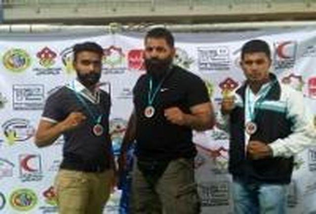 اعزام 3 رزمی کار سیستان و بلوچستان به مسابقات جهانی