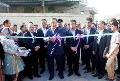 بهره برداری از 4 پروژه ورزشی در شهرستان قشم با حضور شعبانی بهار