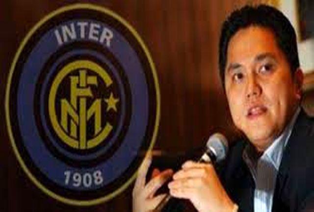 توهیر رئیس کمیته المپیک اندونزی شد