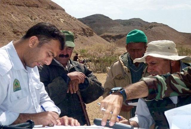 اجرای پروژه کنترل دام در روستاهای ساوجبلاغ