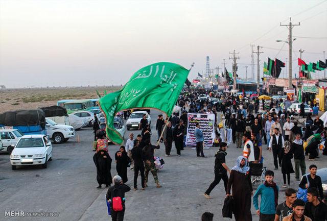 تحویل ۲۲۳ زائر گمشده به خانواده هایشان در مهران