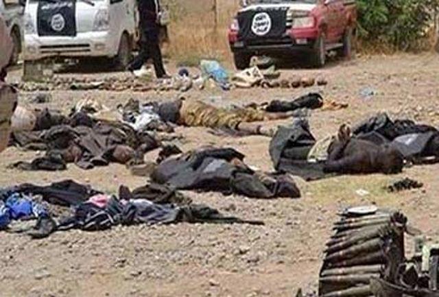 ارتش نسخه داعش را پیچید