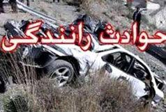چهار کشته و مجروح در واژگونی گشت مرصاد ایرانشهر