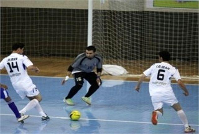 تکاب قهرمان مسابقات فوتسال امیدهای آذربایجان غربی شد