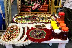 اولین نمایشگاه توانمندی های روستائیان و عشایر استان ایلام  افتتاح شد