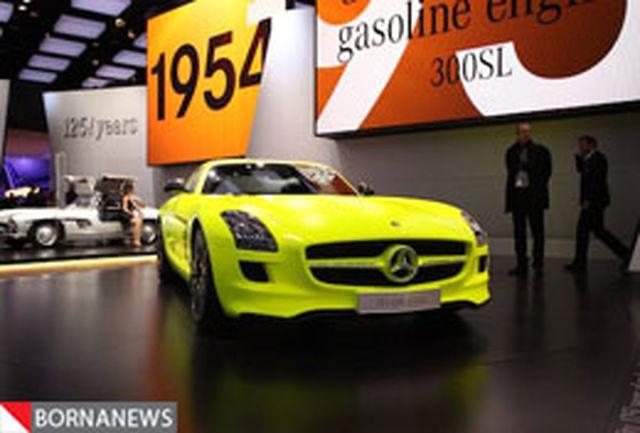برترین های نمایشگاه خودروی دیترویت