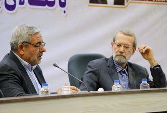 دیدار رییس مجلس با فعالان اقتصادی استان آذربایجانغربی