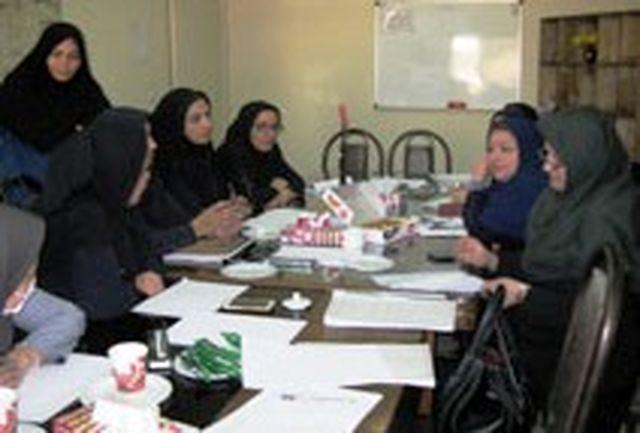 جلسه آموزشی اورژانس اجتماعی برگزار شد