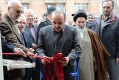 ساختمان جدید کانون بازنشستگان ناجای قزوین افتتاح شد