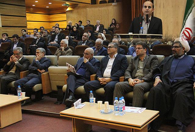 همایش معرفی اسناد تاریخی آموزش و پرورش استان کرمان در سازمان اسناد ملی کشور برگزار شد