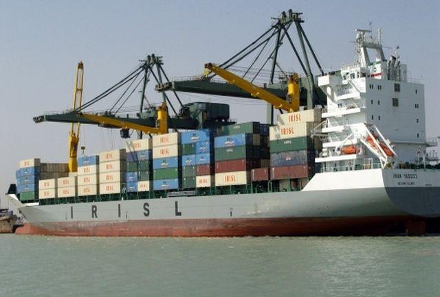 آغاز تردد کشتیهای ایرانی با پرچم ملی در آبراههای بینالمللی