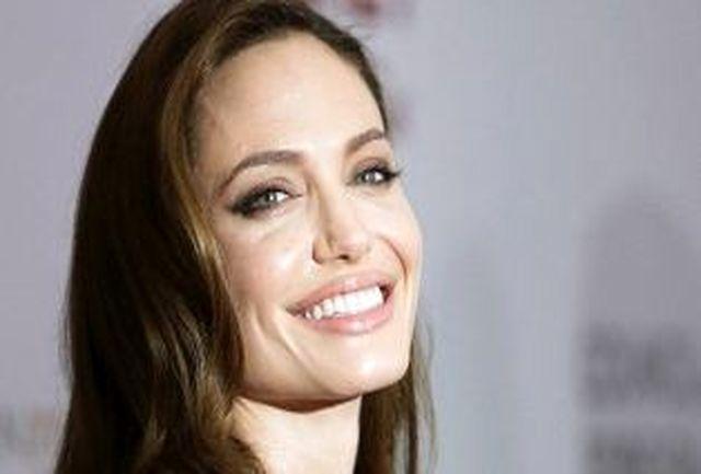 تمایل آنجلینا جولی برای سفر به ایران