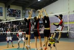 دامغان میزبان مرحله نهایی لیگ دسته یک والیبال نوجوانان