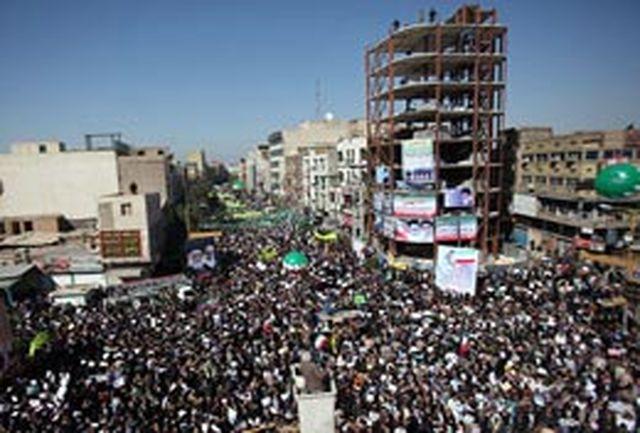 مسیر راهپیمایی 22بهمن در اهواز اعلام شد