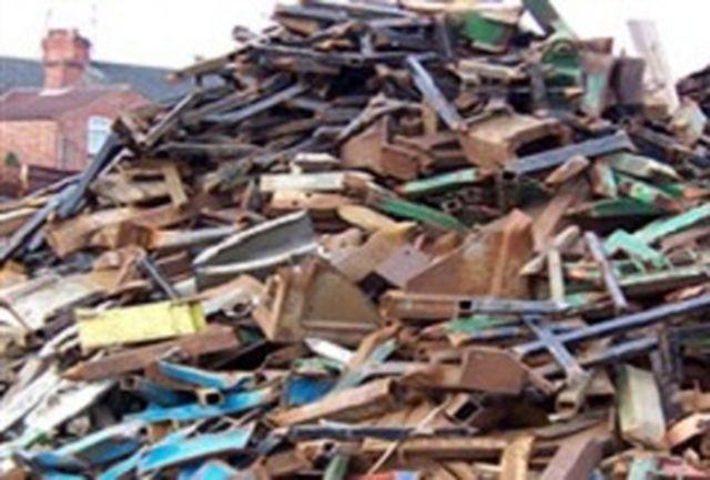 100تن آهن در یک از شهرداریها مفقود شد