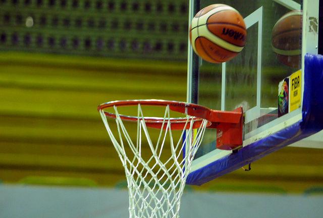 دعوت 25 بازیکن به اردوی تیم بسکتبال جوانان