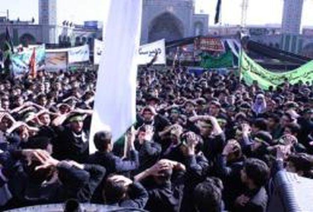 تجمع بزرگ جوانان عاشورایی استان قزوین برگزار میشود