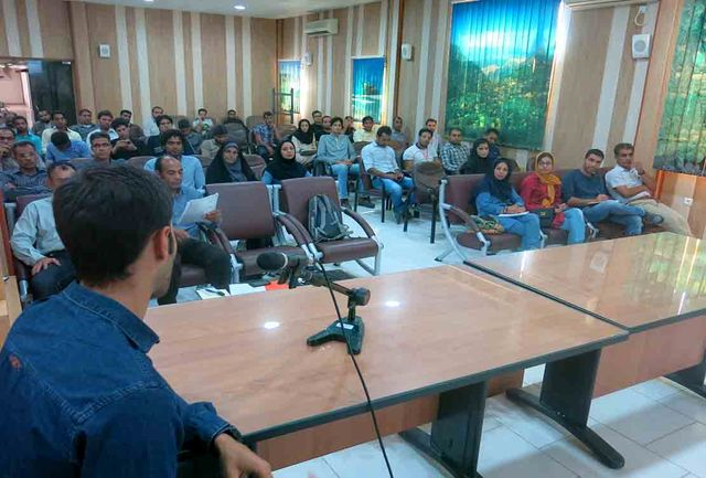 اولین دوره کارگاه آموزشی مبانی حفظ محیط کوهستان در محیط زیست هرمزگان برگزار شد