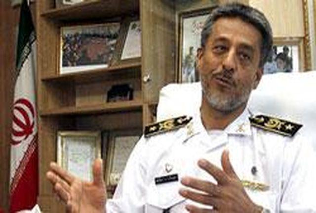 حضور زیردریاییهای ایران در آبهای آزاد