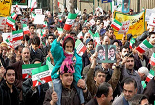 ملت ایران تا آخرین قطره خون خود از دستاوردهای انقلاباسلامی حفاظت میکند