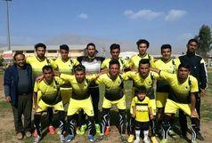 روز خوب نمایندگان فوتبال ایذه در لیگ برتر خوزستان