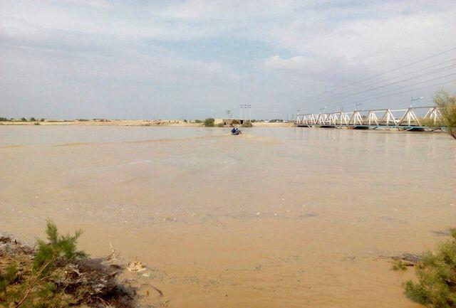 برنامه ریزی مناسب جهت استفاده از آب سیلاب لازم است