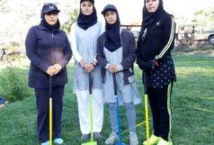 بانوان فارس بر سکوی نخست رقابتهای وودبال  کشور ایستادند