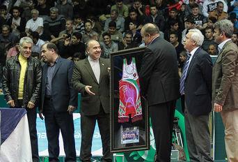 افتتاحیه جام جهانی کشتی آزاد کرمانشاه ۲۰۱۷