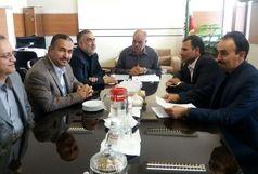 برگزاری جلسه پیگیری تخصیص خوراک گاز برای پروژه جدید اوره وآمونیاک با معاونت وزارت نفت