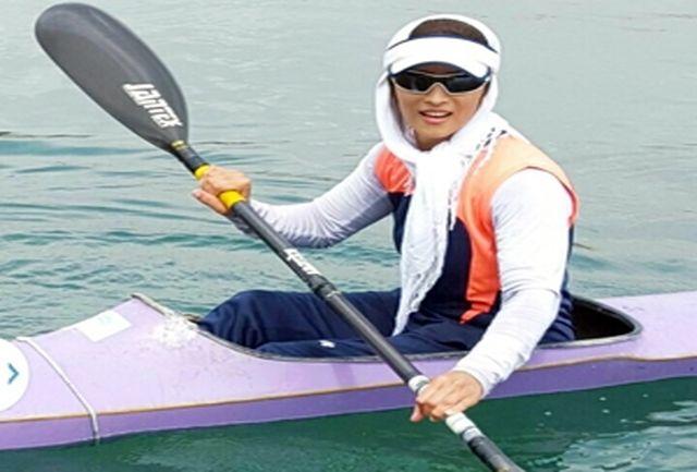 اردوی قایقرانی پارالمپیکی ایران آغاز شد