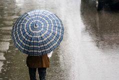 افزایش ابر و رگبار باران در کشور