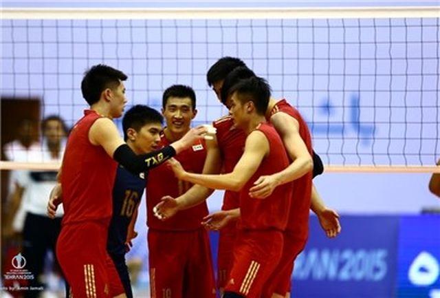 چین در نیمه نهایی/ برنده ایران استرالیا، حریف بعدی چشم بادامی ها