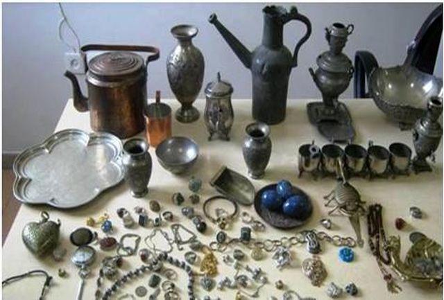 """کشف اشیاء عتیقه با قدمت 3هزار ساله در""""تالش"""""""