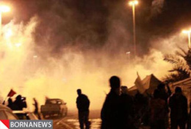حمله پلیس بحرین به تظاهر کنندگان رفتاری تروریستی است