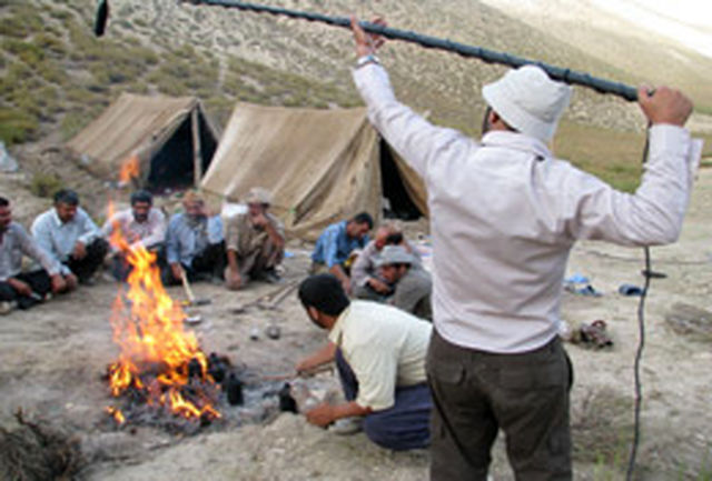 تولید مستند ˝باریجه˝ در سیمای استان سمنان